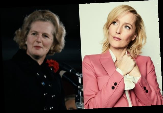Gillian Anderson On Why Nailing Margaret Thatcher S Hair Is Key To The Crown Season 4 Video Movies Hot Life